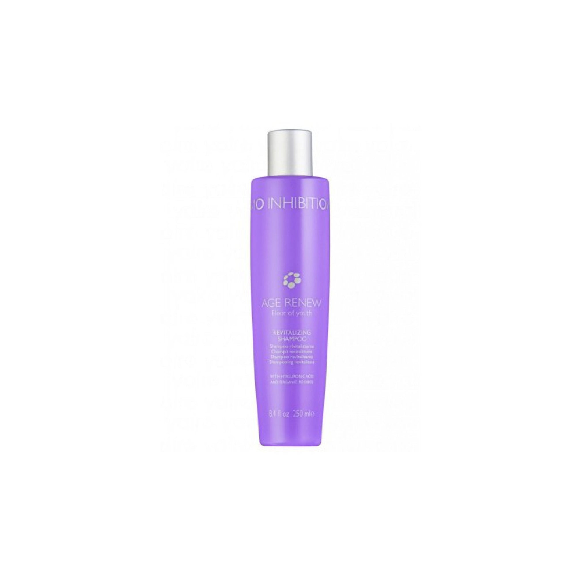 No Inhibition AGE RENEW Revitalising Shampoo