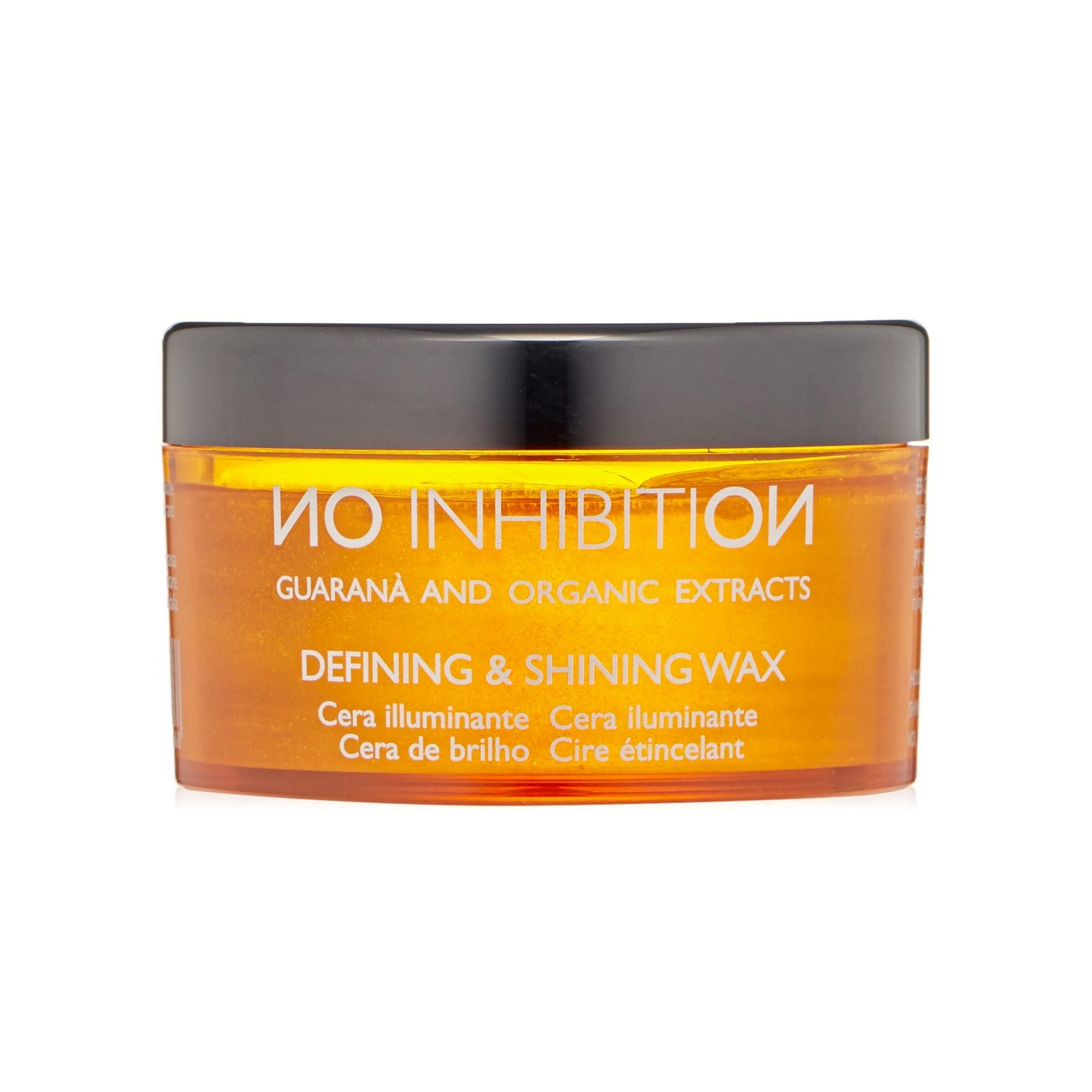No Inhibition Defining & Shining Wax 75ml