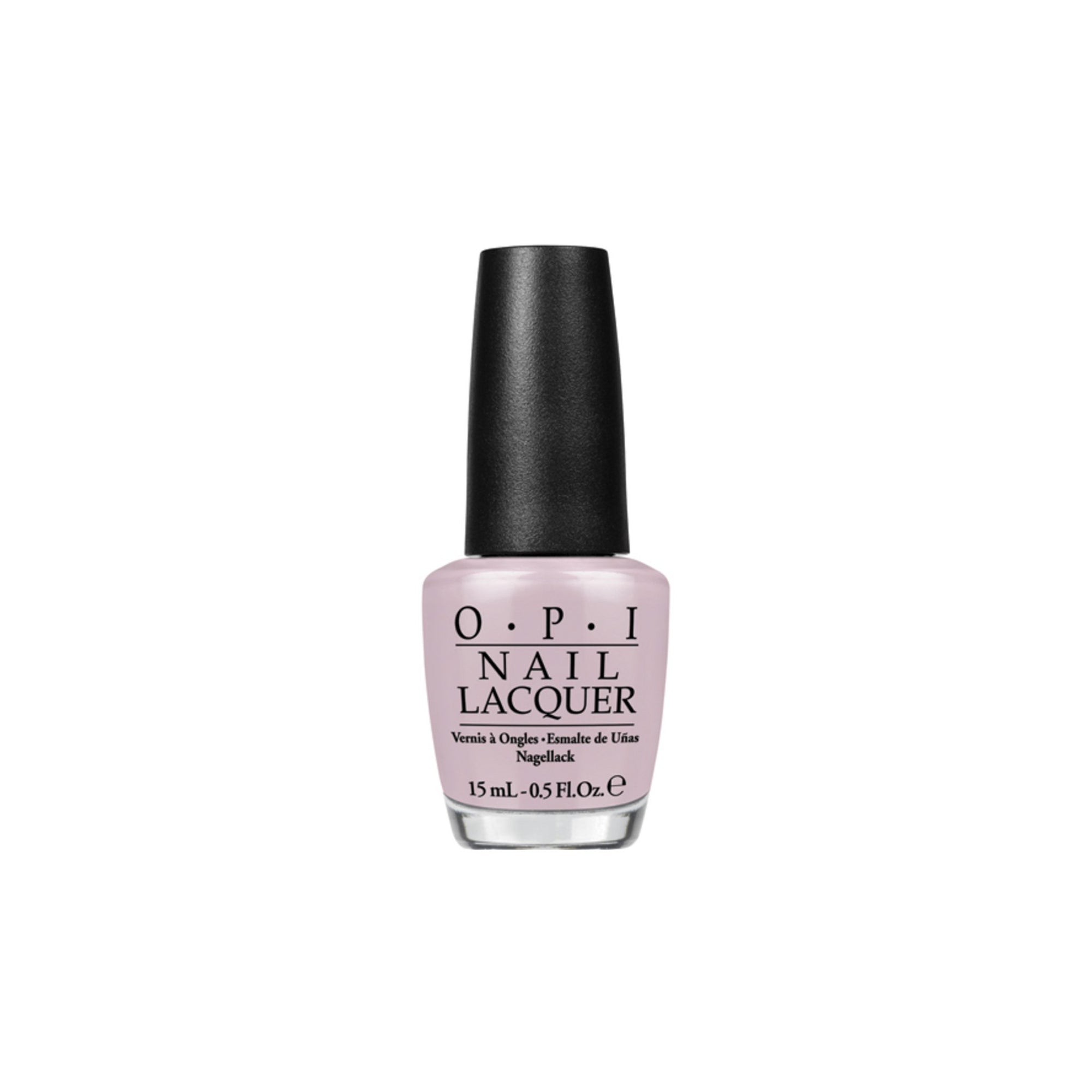 O.P.I Nail Lacquer - Don't Bossa Nova Me Around