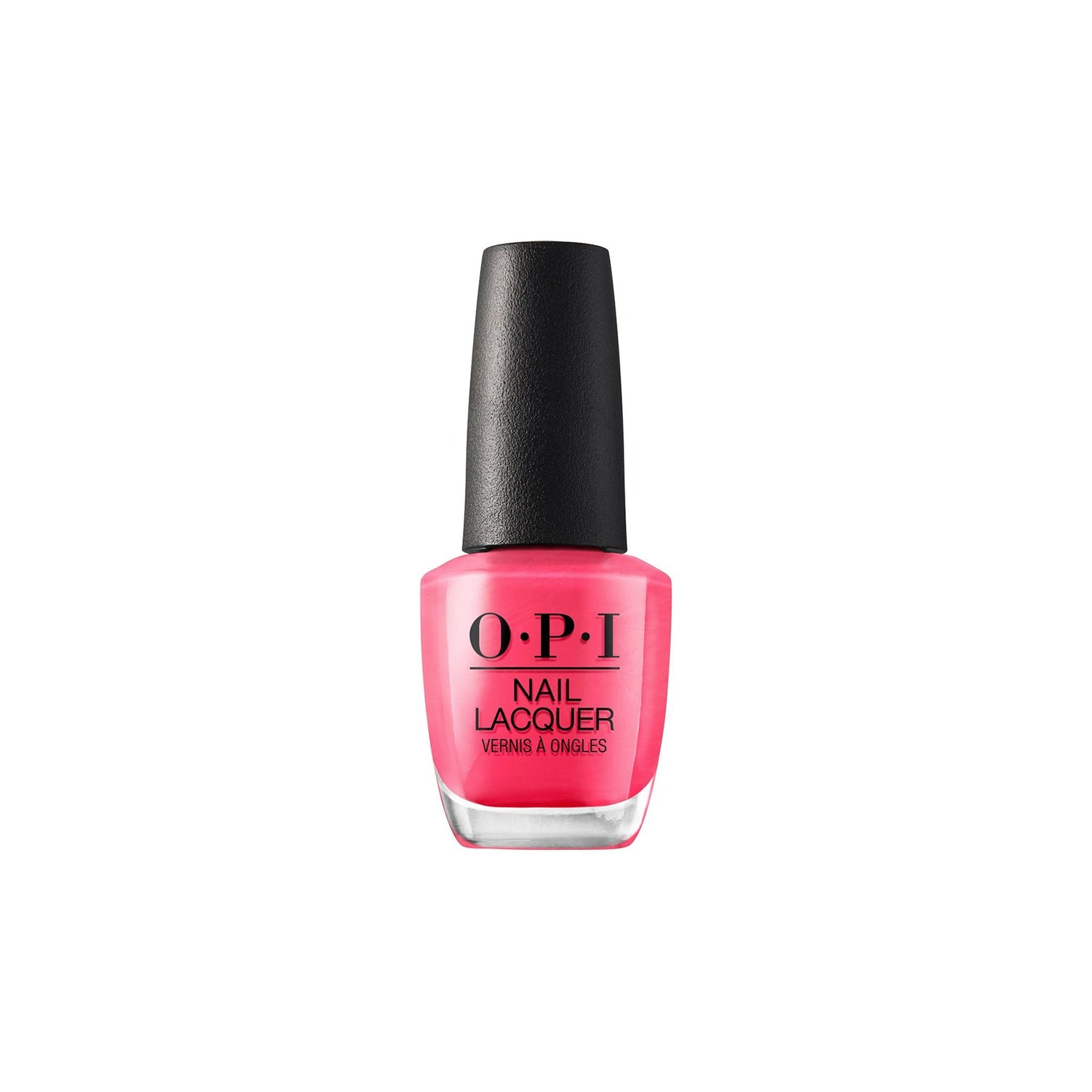 O.P.I Nail Lacquer - Strawberry Margarita