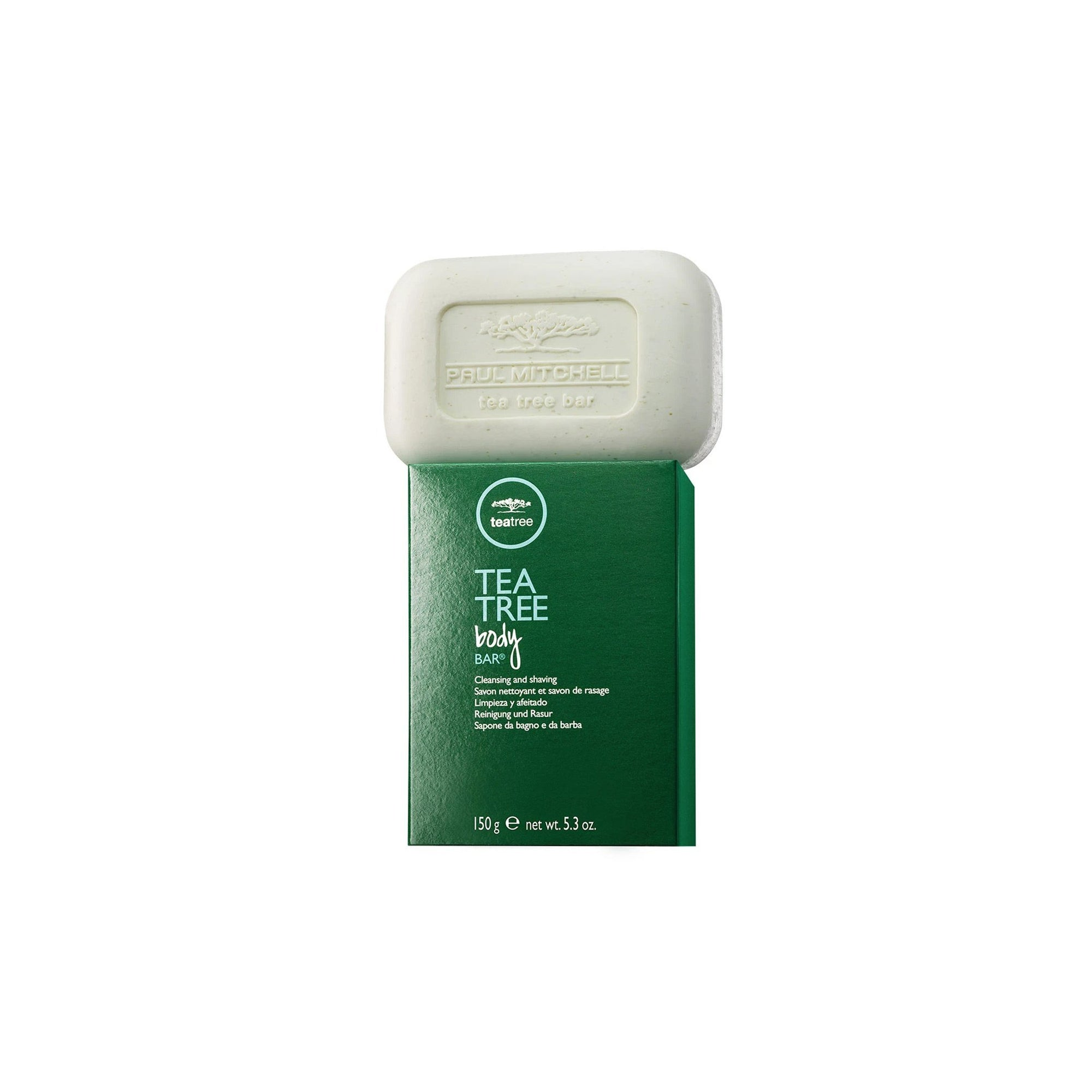 Paul Mitchell Tea Tree Body Bar Cleansing and Shaving