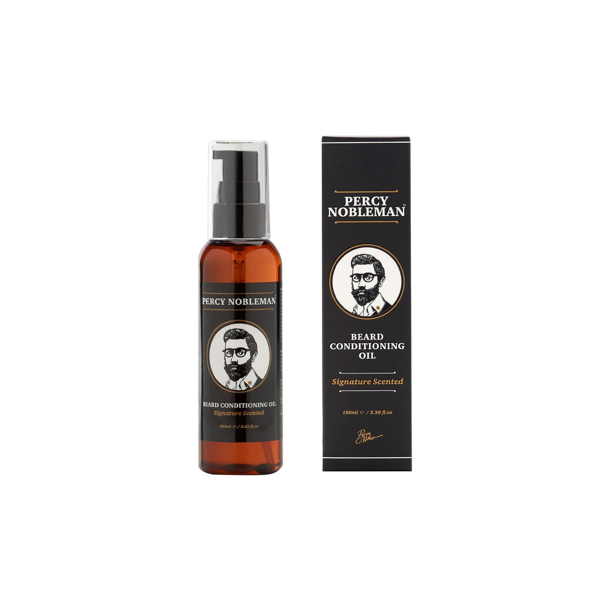 Percy Nobleman Beard Oil 100ml