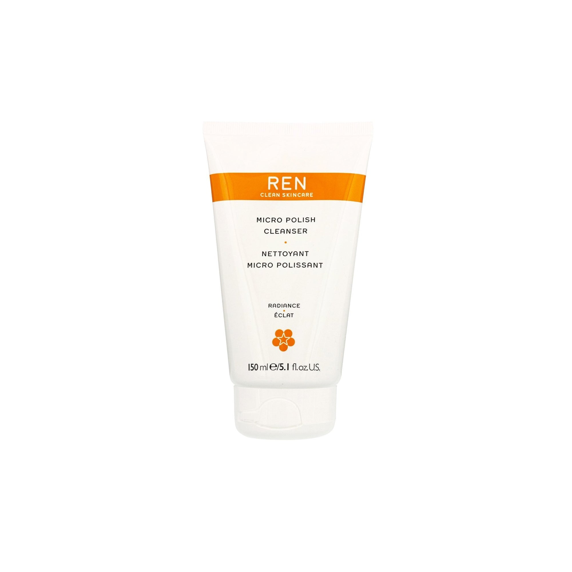 Ren Radiance Skincare Micro Polish Cleanser 150ml