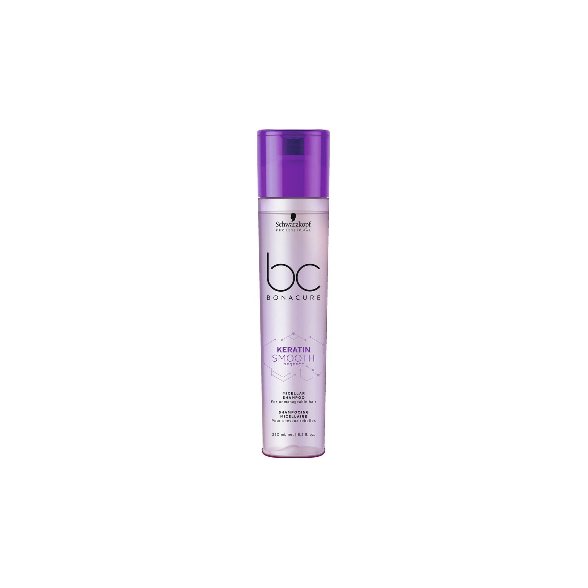 Schwarzkopf BC Keratin Smooth Perfect Micellar Shampoo 250ml