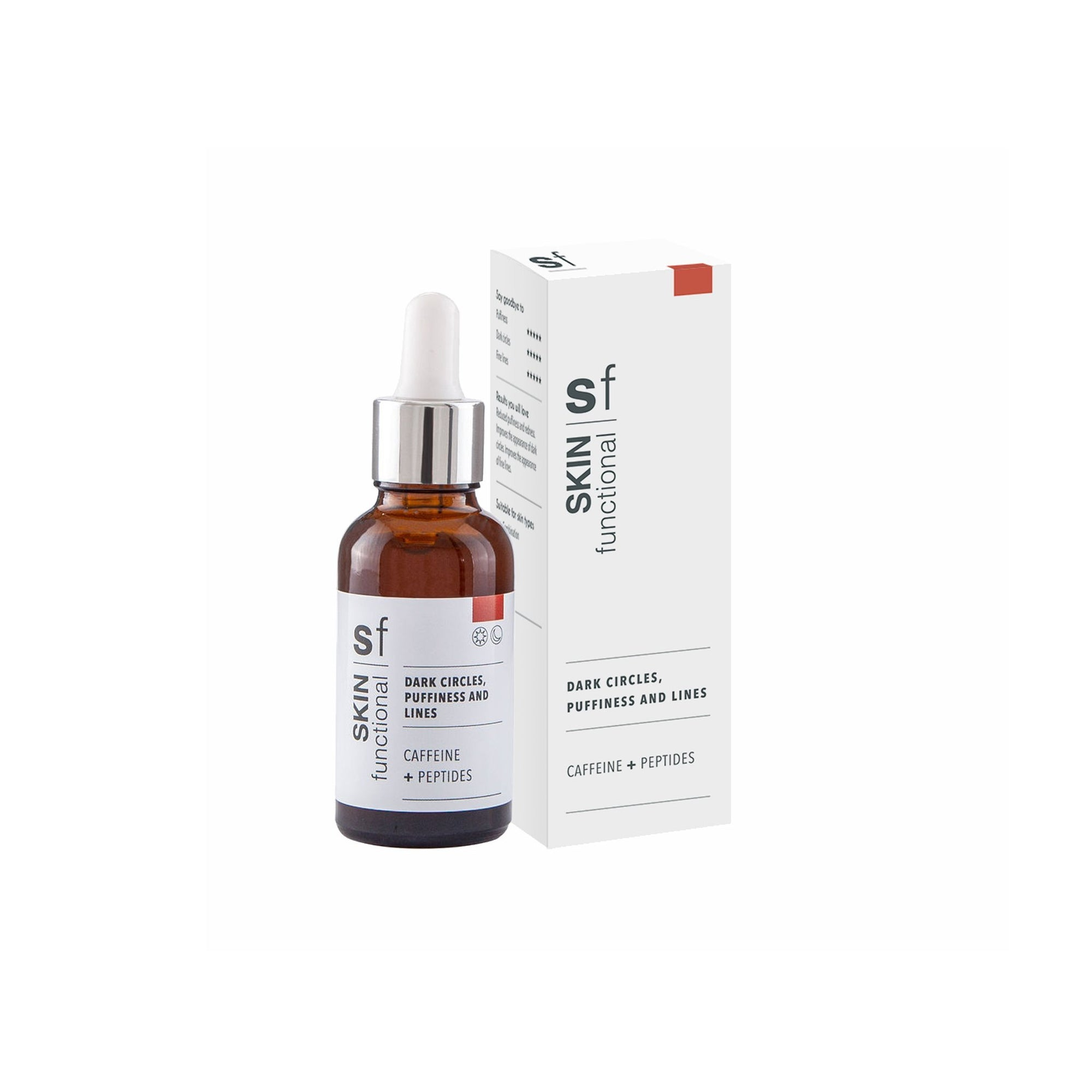 Skin Functional Caffeine & Peptides 30ml