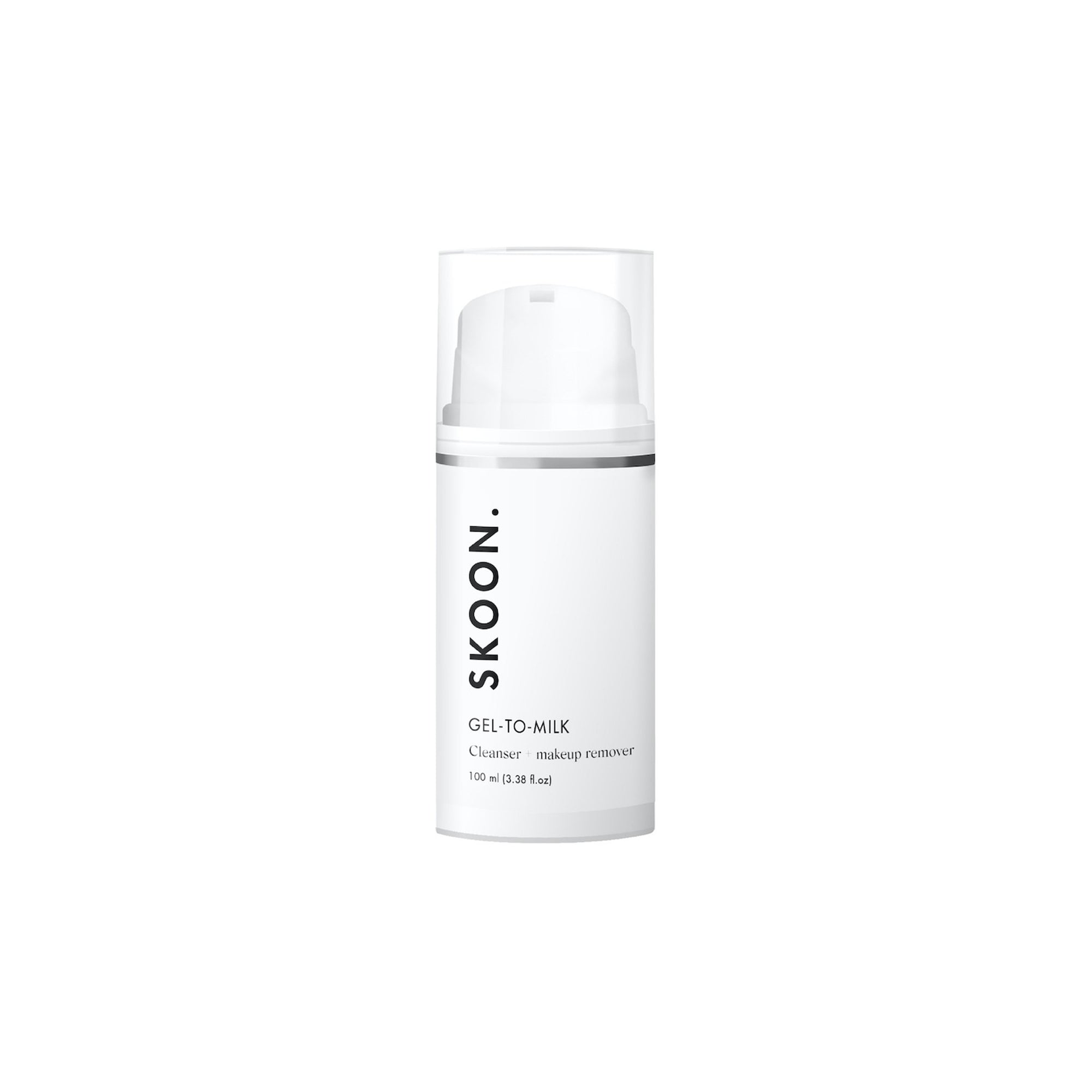Skoon Gel-To-Milk Cleanser & Make-Up Remover 100ml
