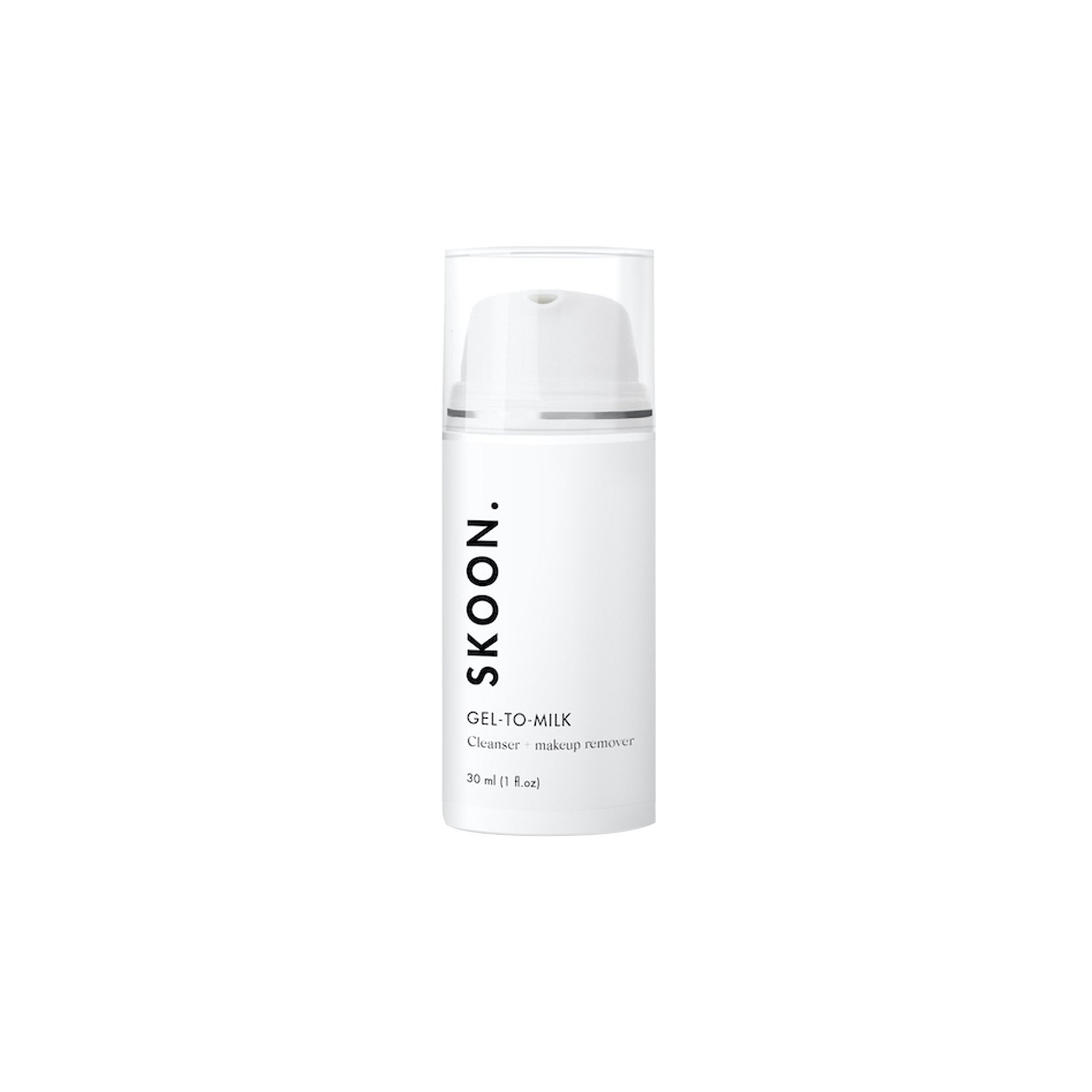 Skoon Gel-To-Milk Cleanser & Make-Up Remover 30ml