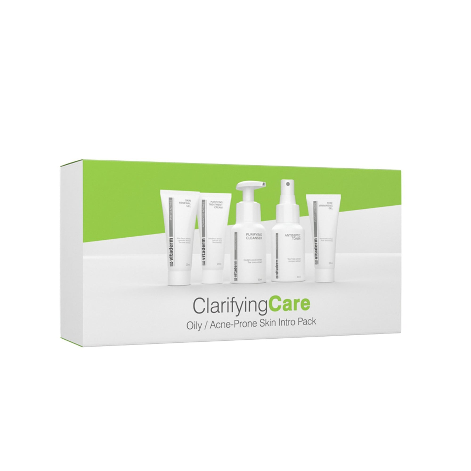 Vitaderm Oily/Acne Prone Skin Introductory Pack
