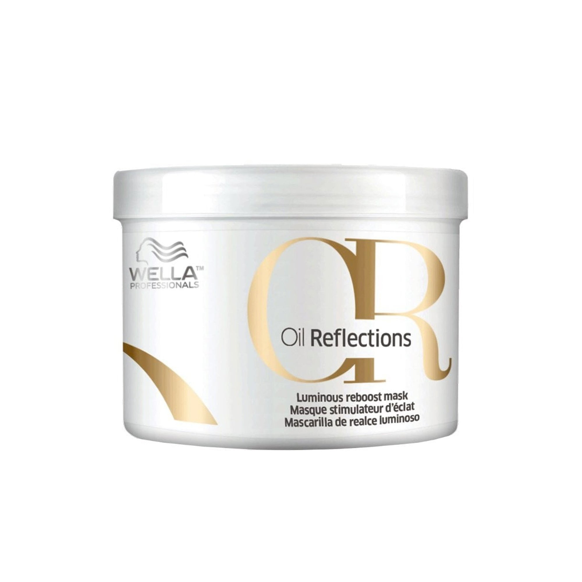 Wella Professionals Luminous Reboost Mask 500ml