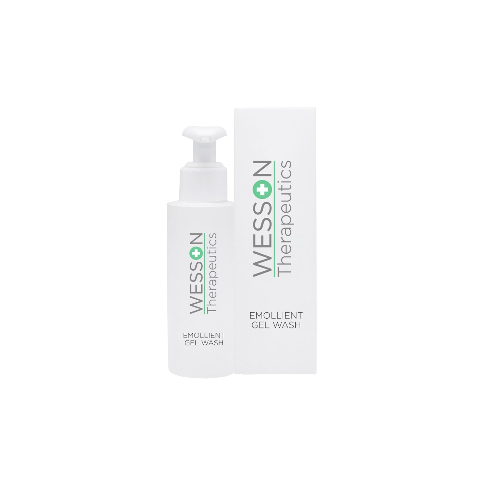 Wesson Therapeutics Emollient Gel Wash 100ml