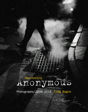 New York City Anonymous Book Cover
