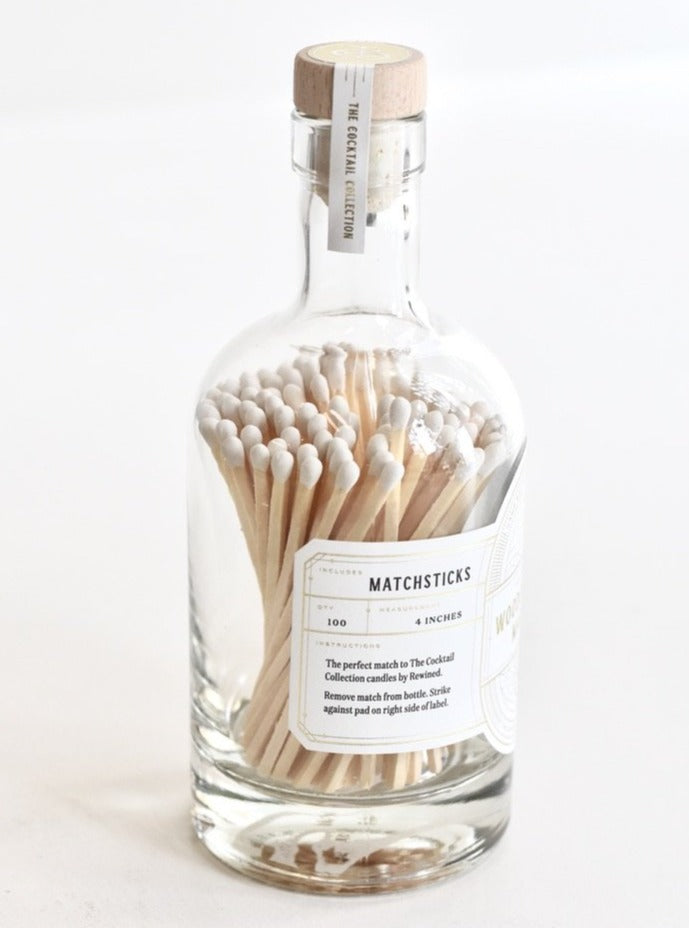 Matchsticks Bottle