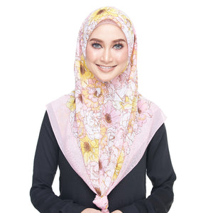 Diva Scarf - Candy Pink
