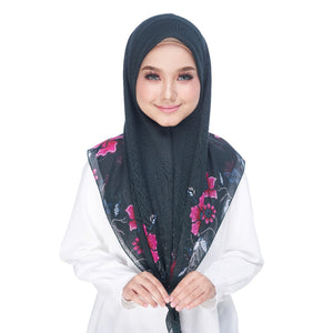 Diva Scarf - Bawal Green Forest