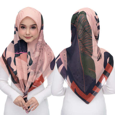 Image of Feb 2021 - Diva Scarf - ZARA