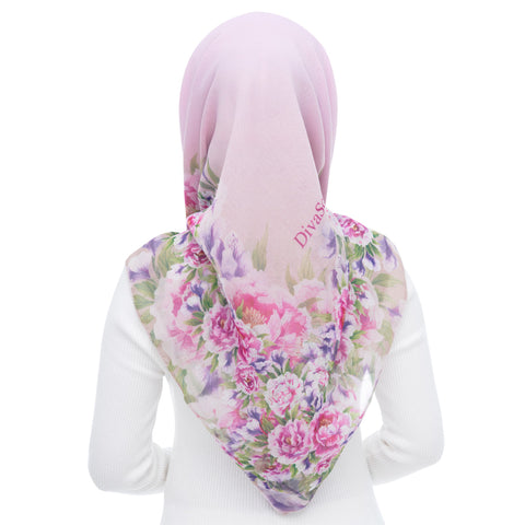 Diva Scarf - Rose Water