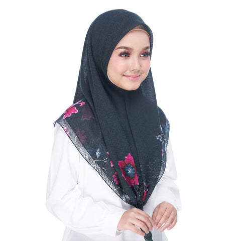 Image of Diva Scarf - Bawal Green Forest