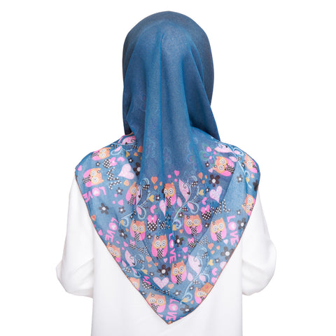 Image of Diva Scarf - Midnight Love