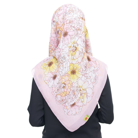 Image of Diva Scarf - Candy Pink