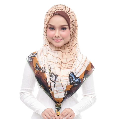 Image of Diva Scarf - Bronze