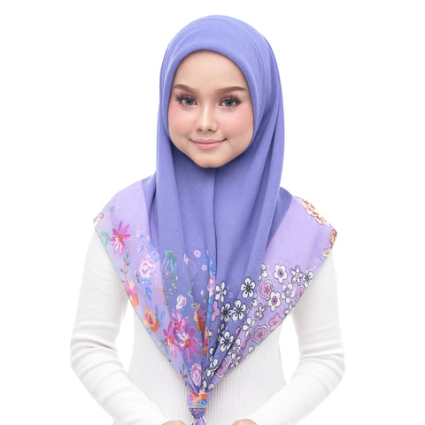 Image of Diva Scarf - Purple Violet