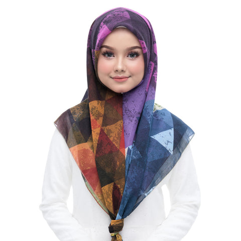 Image of Diva Scarf - Triangle Love