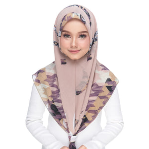 Diva Scarf - Bawal Brown