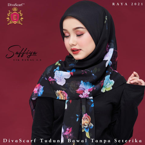 April 2021 - Diva Scarf - Safiyya