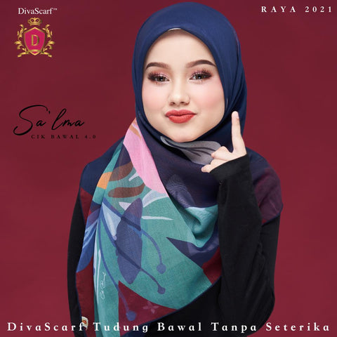 Image of April 2021 - Diva Scarf - Salma