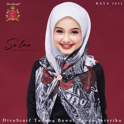 Image of April 2021 - Diva Scarf - Sulthana