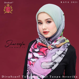 April 2021 - Diva Scarf - Shareefa