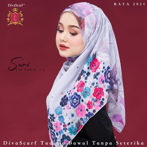 Image of April 2021 - Diva Scarf - Suri
