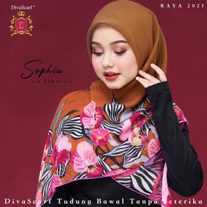 April 2021 - Diva Scarf - SUFEE