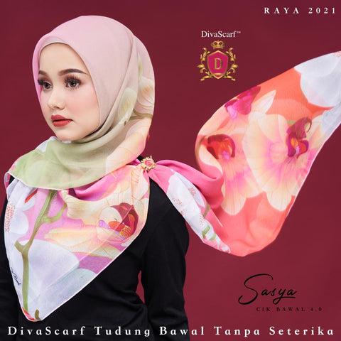 Image of April 2021 - Diva Scarf - Sasya