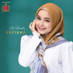 March 2021 - Diva Scarf - Rafikha