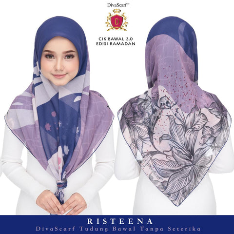 Image of March 2021 - Diva Scarf - Risteena