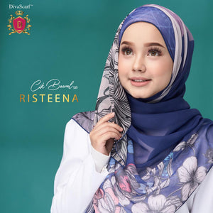 March 2021 - Diva Scarf - Risteena