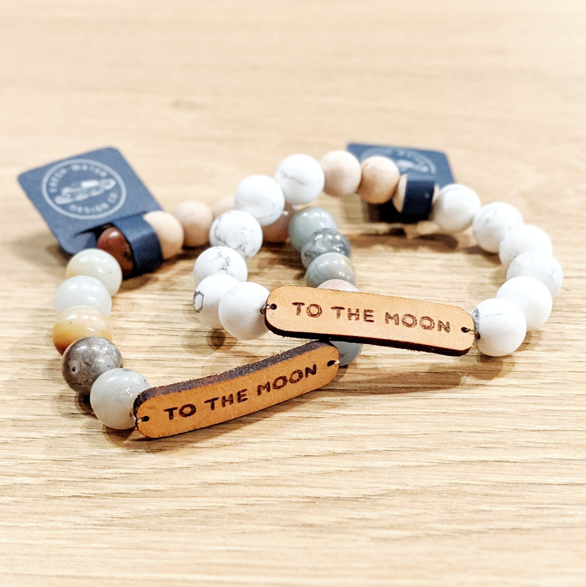 To The Moon Diffuser Bracelet