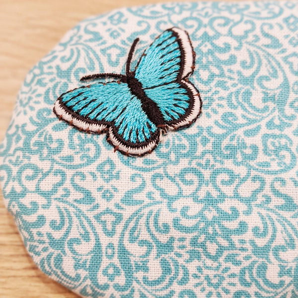 Unscented Weighted Eye Pillow - Butterfly