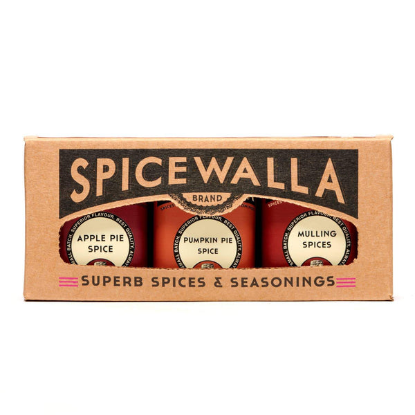 3 Pack Holiday Spices Gift Set - Spicewalla -Freehand Market