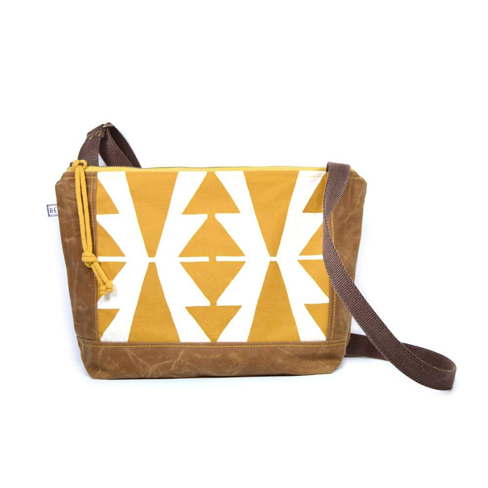 Casita Courier Crossbody Bag