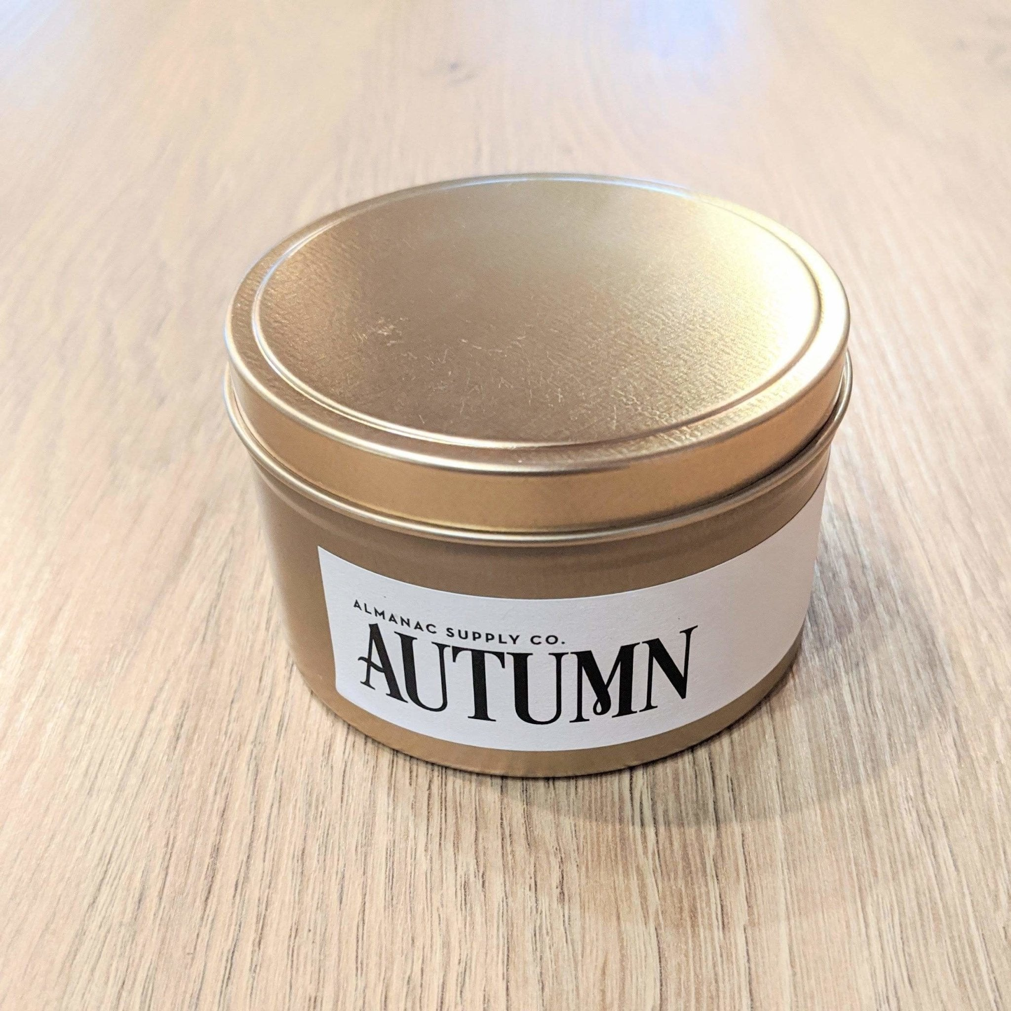 Autumn Candle - Almanac Supply Co -Freehand Market