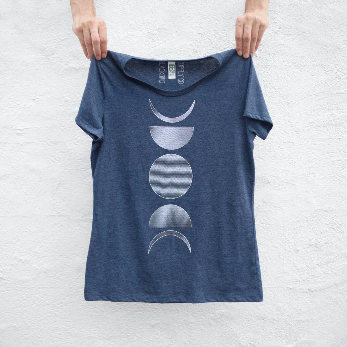 Blue Moon Phases Tee
