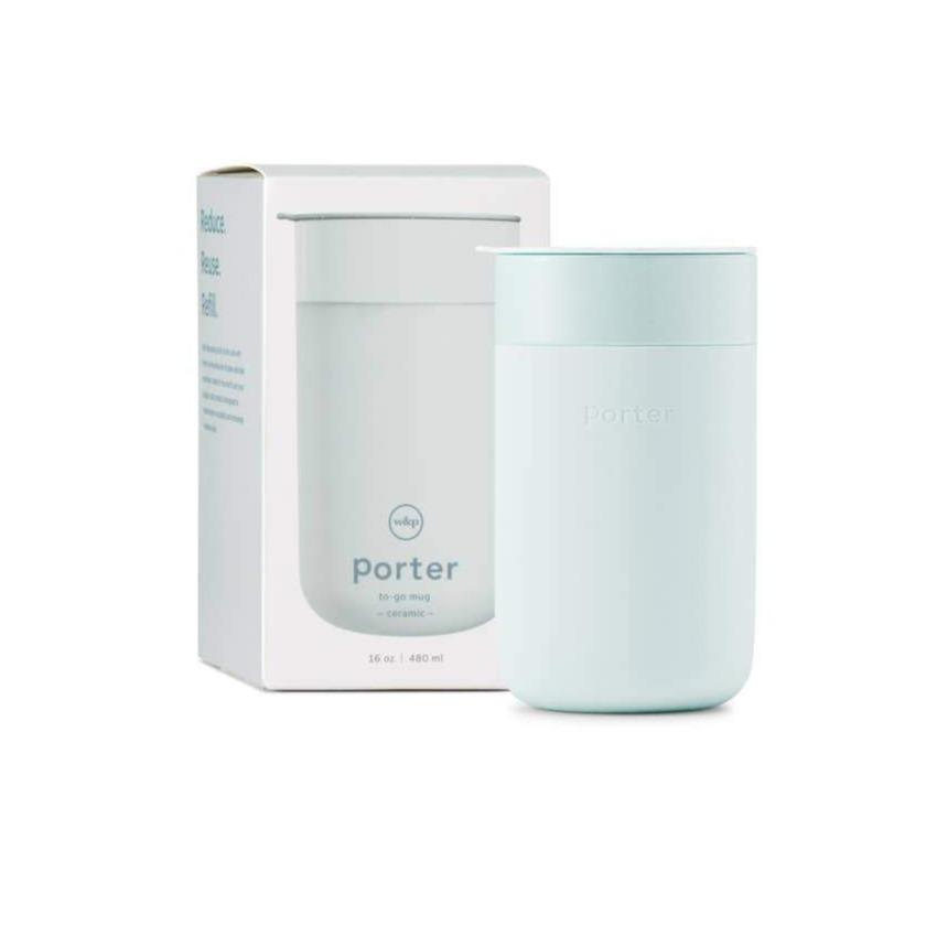 Ceramic & Silicone To-Go Mug - W&P -Freehand Market