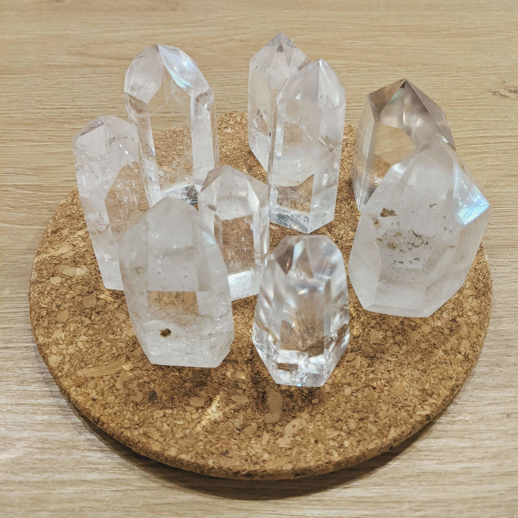 Clear Quartz Point (Polished)