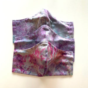Hand-Dyed Face Mask - RIVTAK -Freehand Market