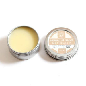 "Herbal Lip Salve - ""Naturally"" Unscented"