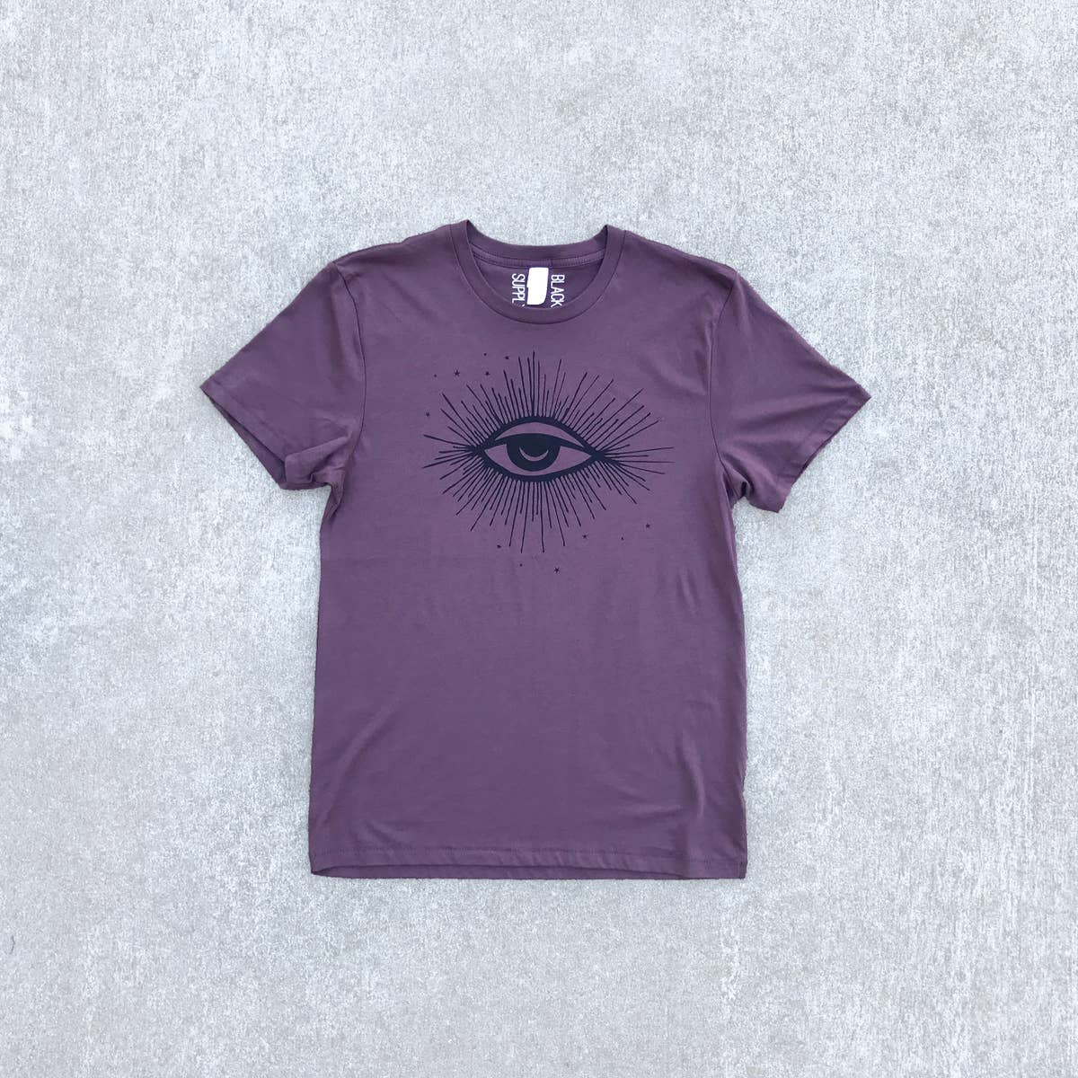 """Hex"" Purple Unisex Tee"
