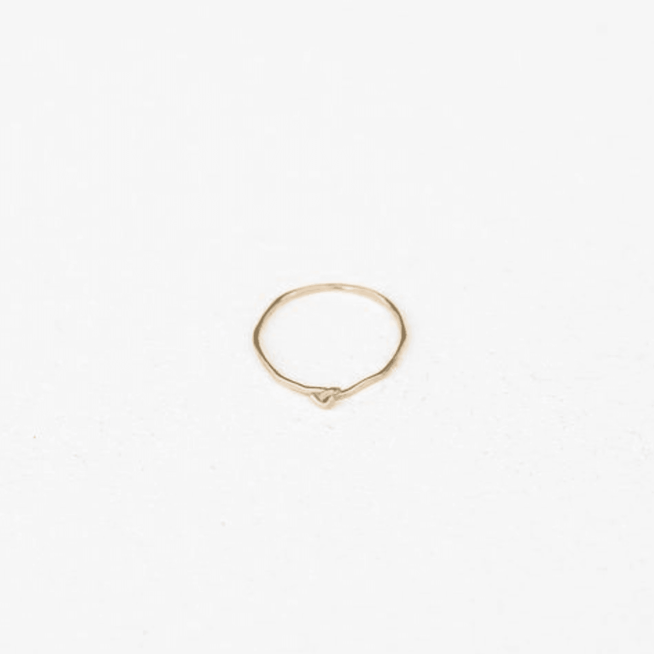 Kindred Gold Stacking Ring - Wind Blown Jewelry -Freehand Market