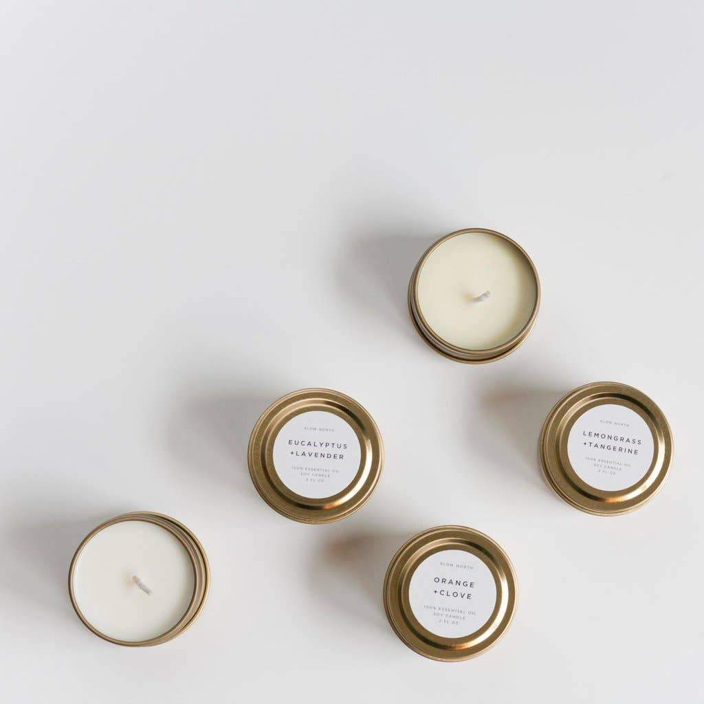 Mini Soy Candle